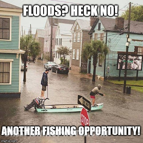 Another fishing opportunity meme