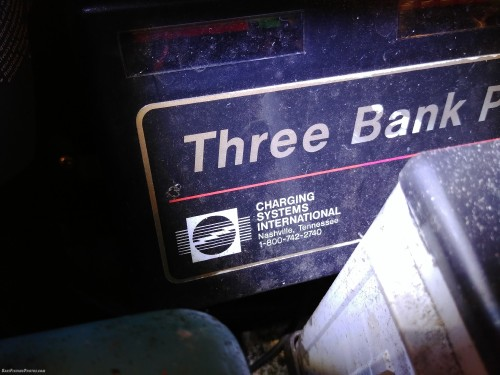 Three Bank Charger
